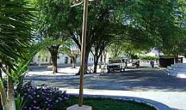 Brotas de Macaúbas - Brotas de Macaúbas-BA-Praça Dr.João Borges-Foto:george-queiroz