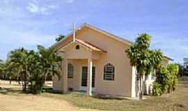 Novo Paraná - Igreja São Tiago na Vila Novo Paraná-Foto:Eduardo Gomes de Andrade