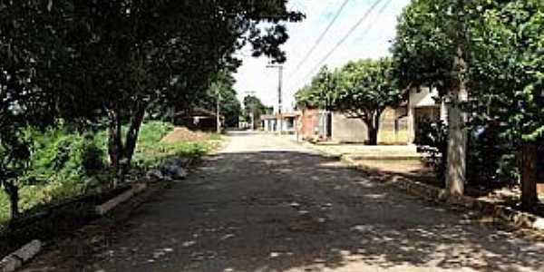 Pai André-MT-Rua da cidade-Foto:Antonio Correa Dias Junior