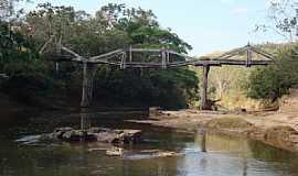 Paraiso do Leste - Paraiso do Leste-MT-Antiga ponte-Foto:mario hiratuka