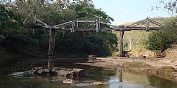 Paraiso do Leste-MT-Antiga ponte-Foto:mario hiratuka