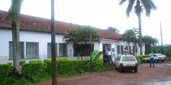 Paraiso do Leste-MT-Escola Argemiro Pimentel-Foto:jajanoisvota