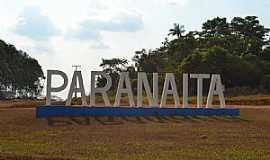 Paranaíta - Paranaíta-MT-Trevo de Acesso-Foto:Fabio Bonadeu