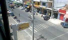 Brumado - Centro da cidade  por FJSinval