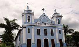 Brumado - Brumado-BA-Matriz do Senhor Bom Jesus-Foto:Vicente A. Queiroz