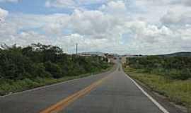 Brumado - Chegando na cidade de Brumado-BA-Foto:Dimas Justo