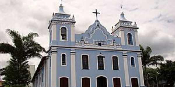 Brumado-BA-Matriz do Senhor Bom Jesus-Foto:Vicente A. Queiroz