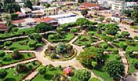 Paranatinga - Vista da cidade foto rodrigoattisano