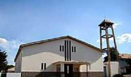 Pedra Preta - Igreja Matriz de São  Pedro Apóstolo foto Vicente A. Queiroz