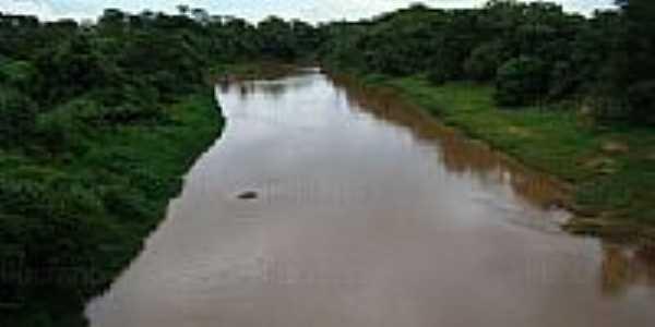 Rio Jurigue por Leandro A Luciano