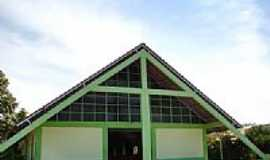 Peixoto de Azevedo - Igreja Matriz N.S. Aparecida foto Vicente A. Queiroz