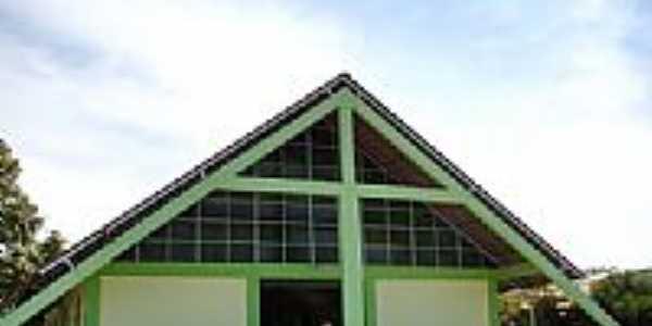 Igreja Matriz N.S. Aparecida foto Vicente A. Queiroz