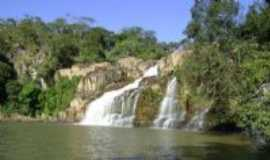 Planalto da Serra - Cachoeira do Salto do Bananal, Por Rodrigo Brandão