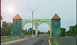 Poconé - Portal de entrada foto por neliopox