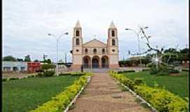 Poconé - Igreja Matriz de Poconé por neliopox