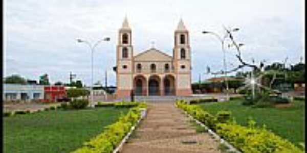 Igreja Matriz de Poconé por neliopox