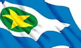 Pontal do Araguaia - Bandeira do municipio