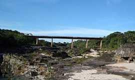Ponte Branca - Ponte Branca-MT-Ponte sobre o Rio Araguaia-Foto:Vicentemf