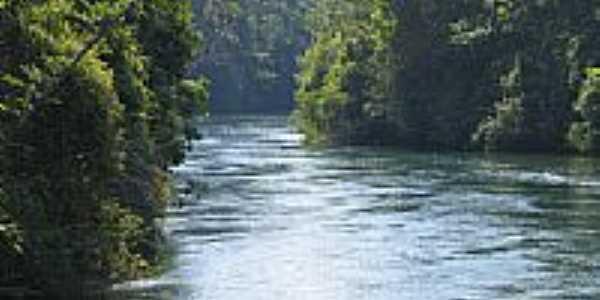 Rio Ponte de Pedra-Foto:Edson Cavalar Walter ...