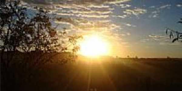 Pôr do Sol em Ponte de Pedra-Foto:Tchelopdp