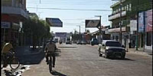 Avenida central-Foto:N�lio Oliveira 2