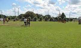 Pontinópolis - Pontinópolis-MT-Campo de Futebol-Foto:www.jreporterdoaraguaia.com