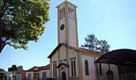 Poxoréo - Igreja Matriz de São  João Batista foto  Vicente A. Queiroz