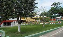 Buerarema - Buerarema-BA-Praça Central-Foto:Eliete Amparo