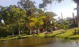 Buerarema - Lago em Buerarema-BA-Foto:toniorosa