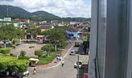 Buerarema - Vista da Praça central-Foto:Eric Dias