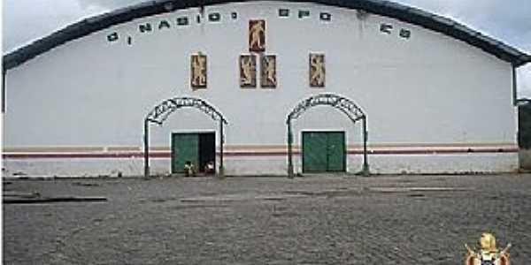 Bueraema-BA-Ginásio de Esportes-Foto:Luís Senna
