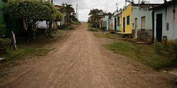 Bueraema-BA-Rua C, Alcebíades Dantas Cruz-Foto:Luís Senna