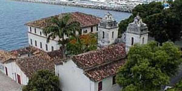 Buerarema-BA-Vista parcial da cidade-Foto:achetudoeregiao.