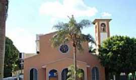 Primavera do Leste - Igreja Matriz de S�o Cristov�o foto