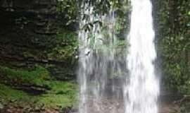 Reserva do Cabaçal - Cachoeira Rabo de Galo