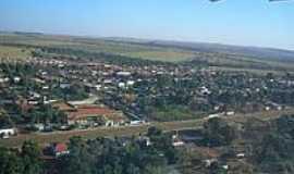 Ribeirãozinho - Vista aérea-Foto:MarceloSansil