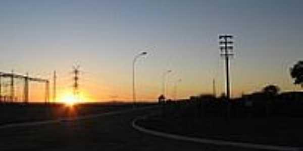 Pôr do Sol-Foto:MarceloSansil