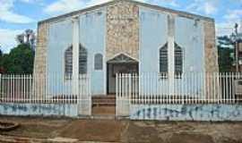 Rio Branco - Rio Branco-MT-Fachada antiga da Igreja-Foto:picasaweb.