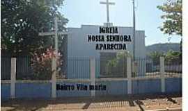 Rio Branco - Rio Branco-MT-Igreja de N.Sra.Aparecida no Bairro Vila Maria-Foto:riobranco.mt
