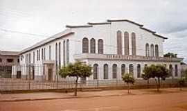 Rondon�polis - Igreja da Congrega��o Crist� do Brasil em Rondon�polis-Foto:Congrega��o Crist�.NET