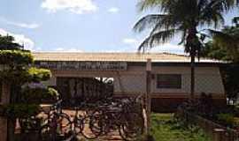 Santa Carmem - Escola Municipal-Foto:Alan Ferraz Lemke