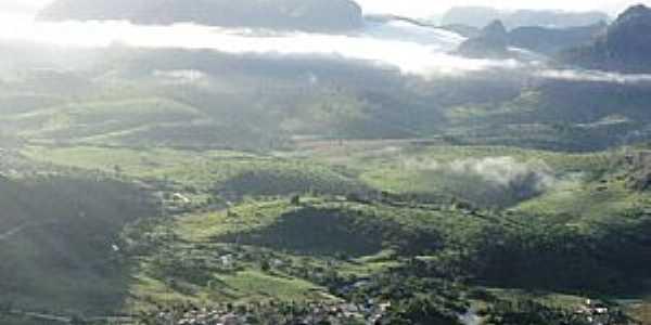 Buranhém-BA-Vista aérea da cidade e região-Foto:Facebook