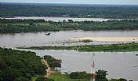 Santa Terezinha - Rio Araguaia em Santa Terezinha-MT-Foto:Wandro Beckman