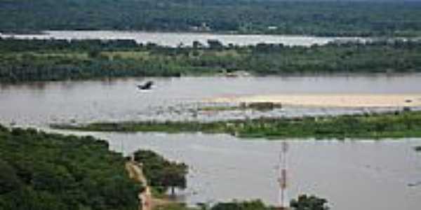 Rio Araguaia em Santa Terezinha-MT-Foto:Wandro Beckman