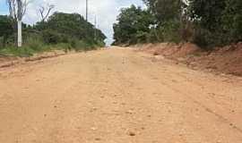 Santaninha - Santaninha-MT-Estrada rural-Foto:www.arenapolisnews.com.br