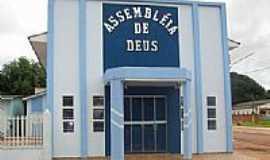 Santo Afonso - Igreja Assembléia de Deus-Foto:Eliel Vieira