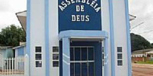 Igreja Assembléia de Deus-Foto:Eliel Vieira