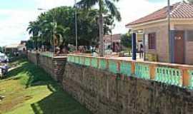 São Félix do Araguaia - Cais de São Félix do Araguaia-MT-Foto:Ludmila_Miranda