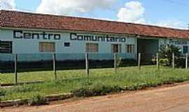 S�o F�lix do Araguaia - Centro Comunit�rio de S�o F�lix do Araguaia-MT-Foto:Ludmila_Miranda