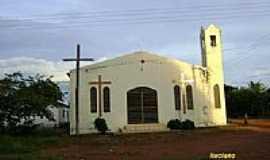 São José do Planalto - Igreja no Birro,São José do Planalto-Foto:Leandro A lluciano